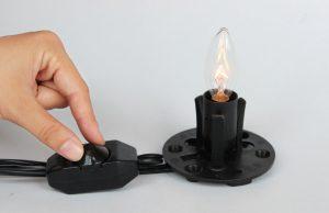 WBM Himalayan Salt Lamp dimmer control
