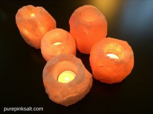 Himalayan Crystal Salt Candle Holder - Are They Effective?