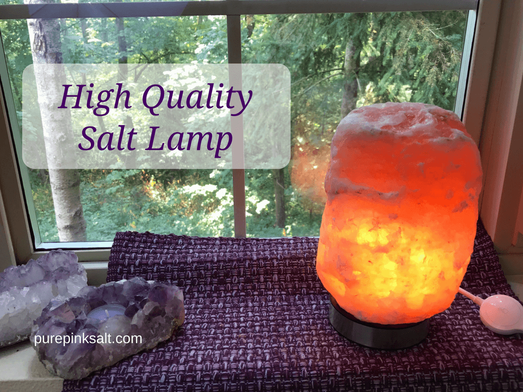 High Quality Salt Lamps : Levoit Salt Lamp Review - Reasons why I recommend it