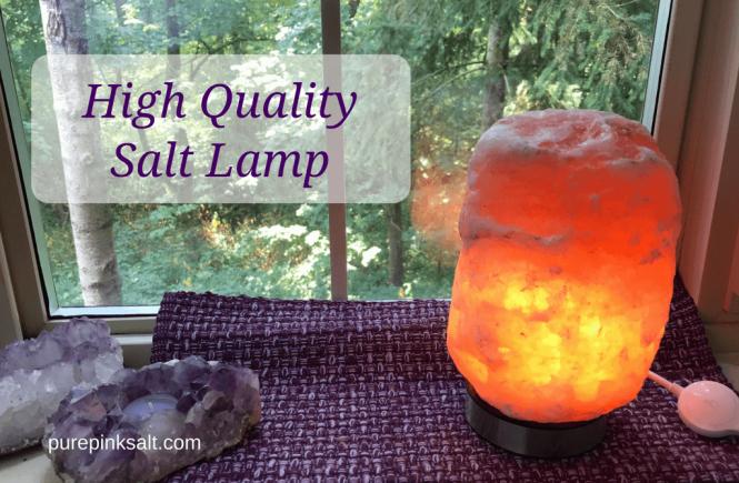 Levoit salt lamp